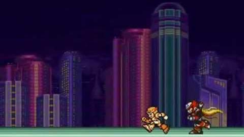 Mega Man X3 - Ending