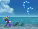 Two Headed Slash