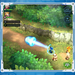 Mega Man using the Charge Shot.png