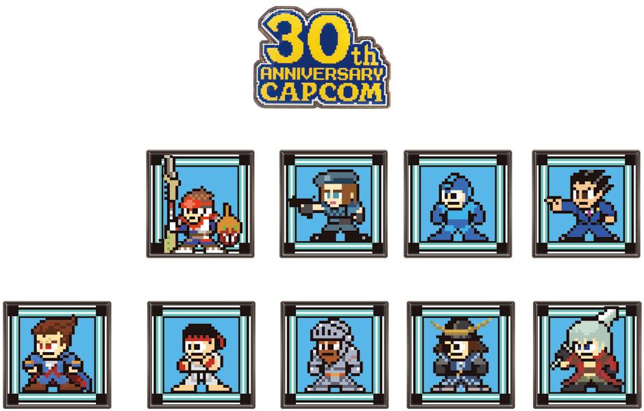 Capcom 30th Anniversary