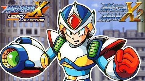 Mega Man X Legacy Collection 1 + 2 Mega Man X2 FULL GAME! (Switch, Xbox One, PS4, PC)