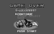 R&FWS Game Over