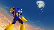 SFVAE Air Man