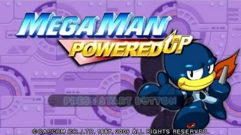 Mega Man Powered Up - Oil Man's Challenges