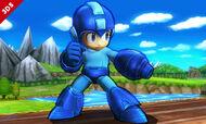 Mega Man SSB4 (10)