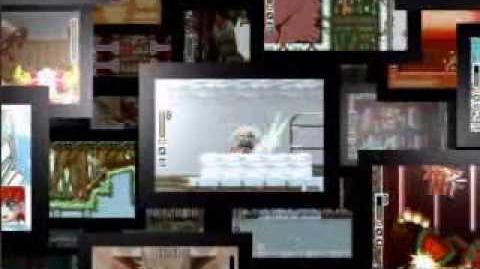 Rockman Zero4 Commercial