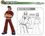 Joe Mach concept art