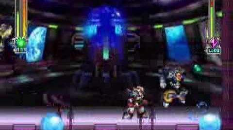 Dynamo - Mega Man X6