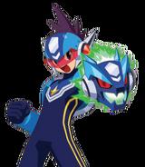 Megaman sf1