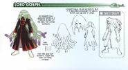 Lord Gospel concept art