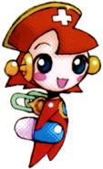 MMZ Cyber-elf Nurse (Red) (Small)