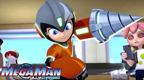 Mega Man Fully Charged Episode 4 Videodrone NEW Episode Trailer