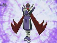 Cross fusion - Shadowman