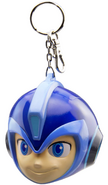 Mega Man Fully Charged Clip-On (SDCC 2018)