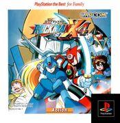 Rockman X4 (PlayStation the Best)