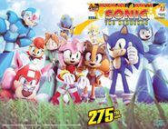 Sonic The Hedgehog -275 (variant 4)