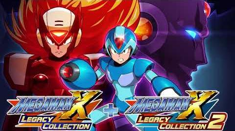 Mega Man X Legacy Collection 1 and 2 Music Preview