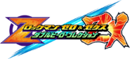 Rockman Zero & ZX Double Hero Collection logo