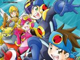MegaMan NT Warrior (manga)