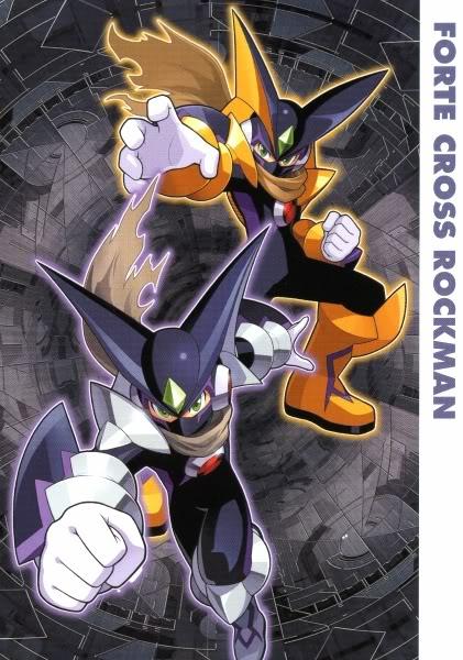 Cross MegaMan