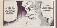 Tadashi Hikari in NT Warrior manga
