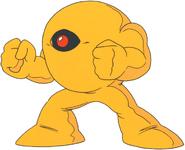 MM1 Yellow Devil