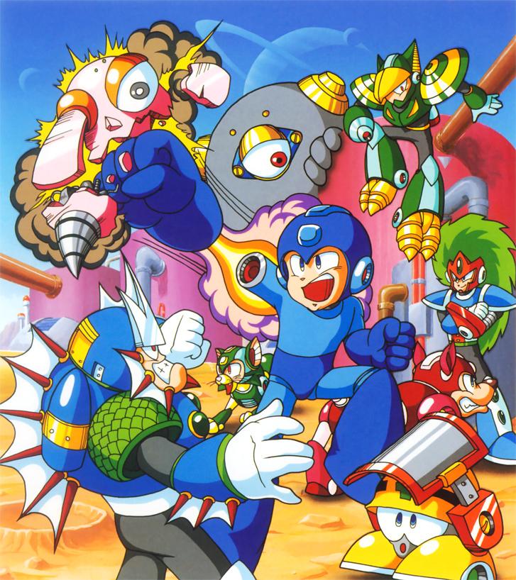 Mega Man   McLeodGaming Wiki   Fandom powered by Wikia