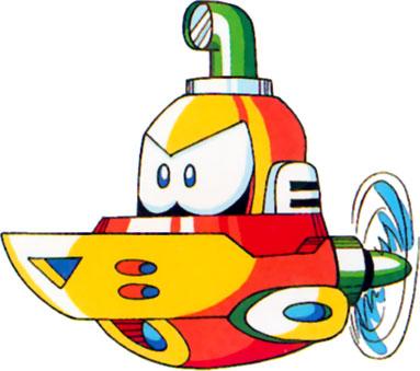 Submarine Flier