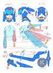 Rock Man X DiVE Leviathan concept art by Toru Tanakayama