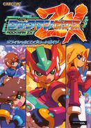 Rockman ZX Official Complete Guide