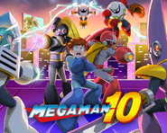 MMLC2 Mega Man 10