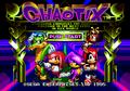 Knuckles' Chaotix