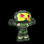 Puzzle Fighter Servbot (alt)