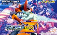 Rockman Zero cover