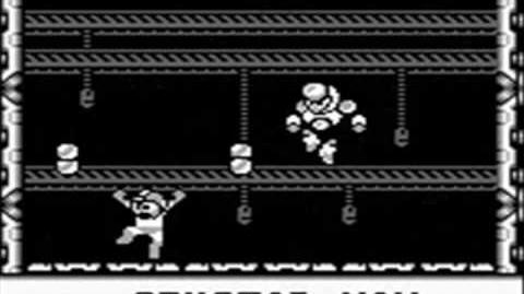 Mega Man 4 (GB) Ending
