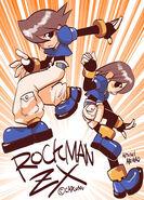 Hitoshi Ariga Rockman ZX Celebratory Piece