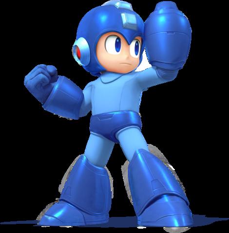 Mega Man (Super Smash Bros. series)