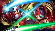 Mega Man Zero ZX Legacy Collection - Zero