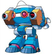 MMX3 Ride Armor Frog