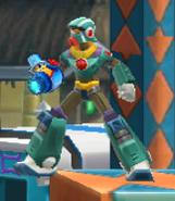 Rockman X DiVE Guardroid Aqua Buster