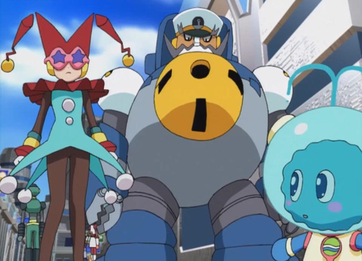 Captain Kurohige (anime)