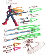 MMZ Triple Rod concept