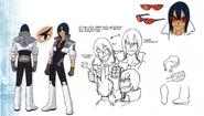 Concept art of Ace
