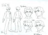 Yuichiro Hikari - Sketch 2