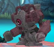 Rockman X DiVE Golem Reaverbot