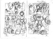 MegaManGigamixAsteroidBluesPageSketches2