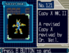 MMZ3 Secret Disk 121 data