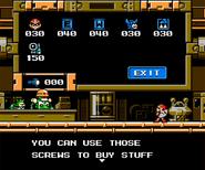 MM10 Shop (Proto Man)