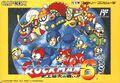 Rockman 6 Cover