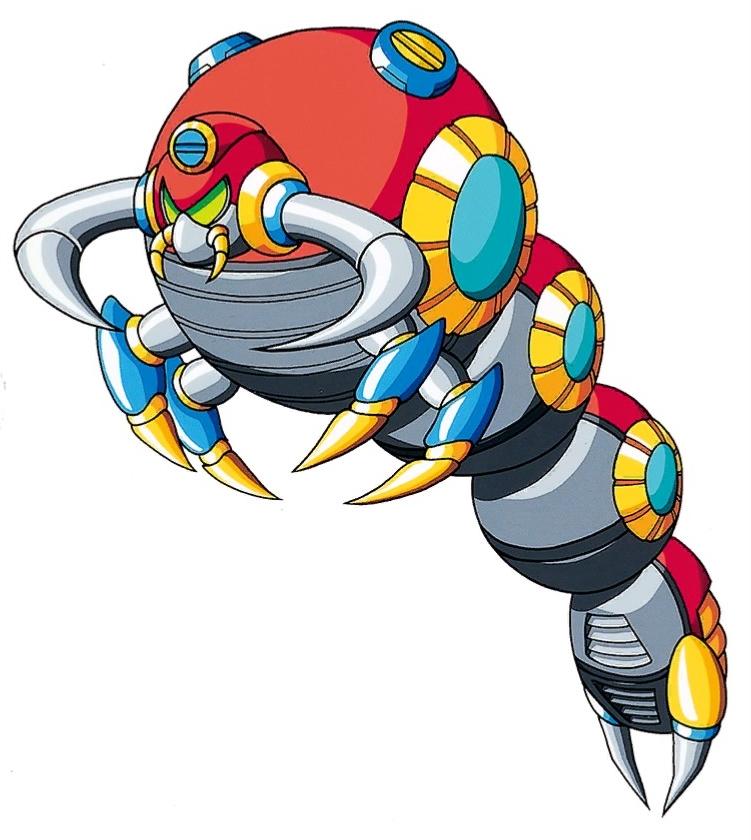 Worm Seeker-R